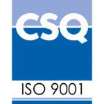 Biessea Logo ISO 9001