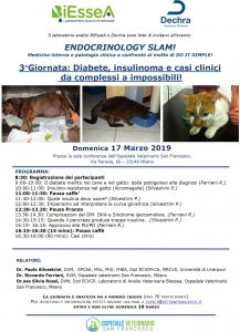 Diabete, insulinoma e casi clinici da complessi a impossibili